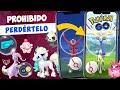 💖 LA MADRE QUE LO PARIÓ: ¡QUÉ PEDAZO DE EVENTO! - Pokémon GO Neludia
