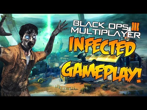 NEW INFECTED GAMEMODE + BLACK OPS 4 LEAKED!!! Call of Duty Black Ops 3 Gameplay