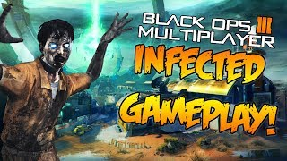 NEW INFECTED GAMEMODE + BLACK OPS 4 LEAKED!!! (Call of Duty Black Ops 3 Gameplay)