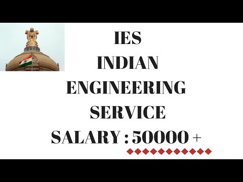 IES EXAM PATTERN SALARY AND PREPARATION TIPS