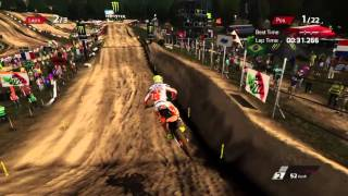 MXGP, 3 Laps Italian Grand Prix