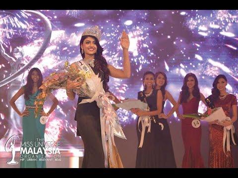 Miss Universe Malaysia 2016 Kiran Jassal l Road to the Crown!
