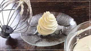 buttercream frosting recipe