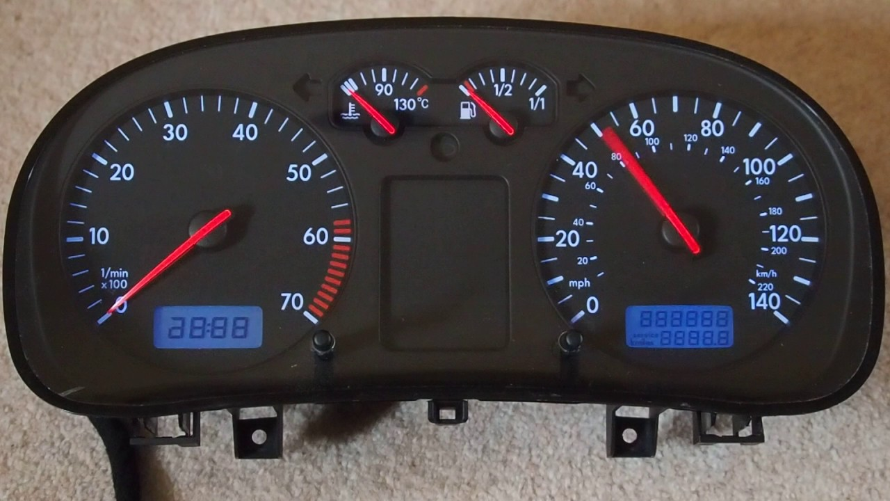 Golf mk4 sdo output test 1J0920906 Odometer Wiring Diagram Mk Golf on