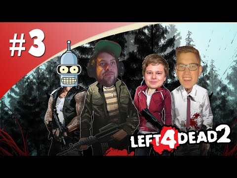 Left 4 Dead 2 - Teamkillers! (Aflevering 3) from YouTube · Duration:  19 minutes 45 seconds