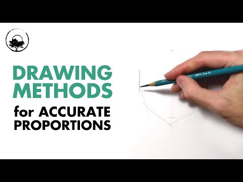 Proportion Drawing Tips - How To Create Accurate Drawings