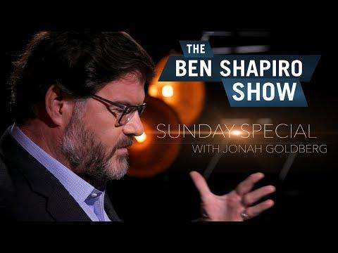 SundaySpecialEp 5: Jonah Goldberg