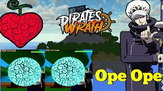Ope Ope no Mi Devil Fruit Je montre ses capacités-One Piece Pirates Wrath-Roblox