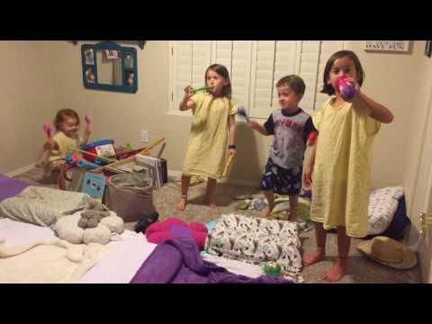 Bedtime Concert #3 (Follow the Prophet Rap)