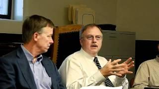 Tom Clements comments on Fort Lyon Prison Closure