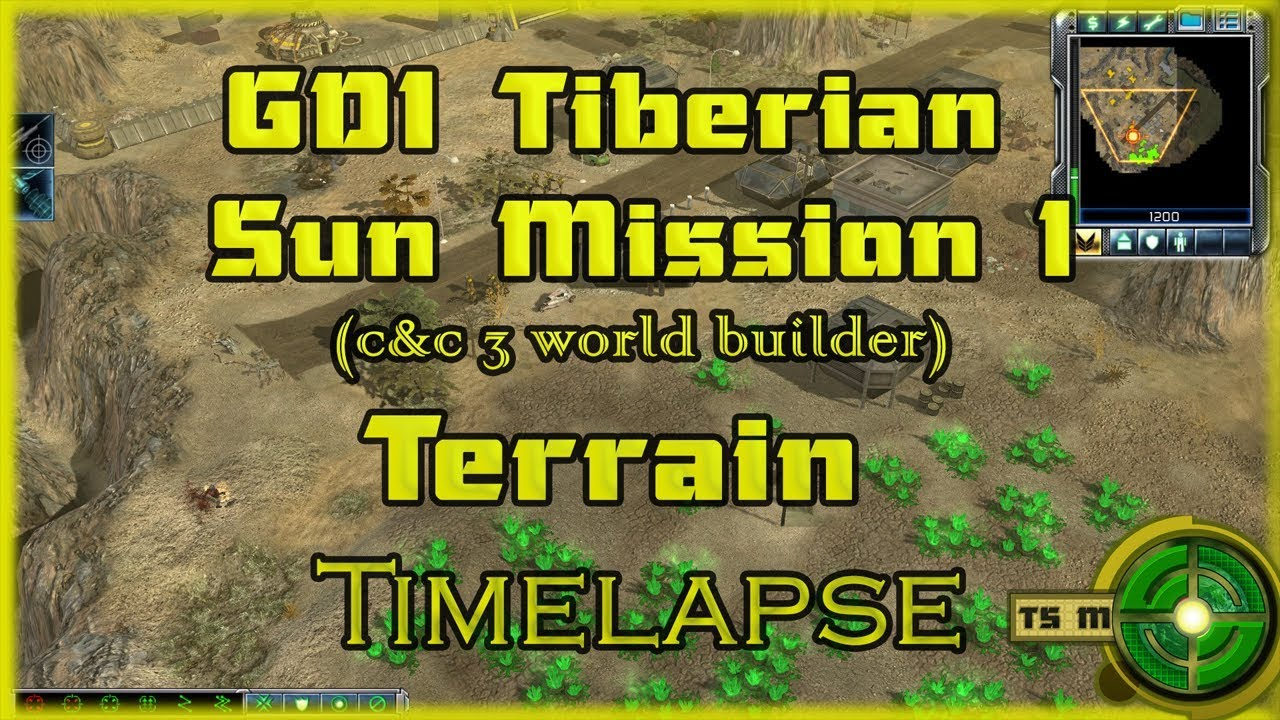 cnc3 tiberium wars world builder