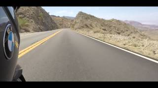Riding Hwy 74 - Down from Vista Point