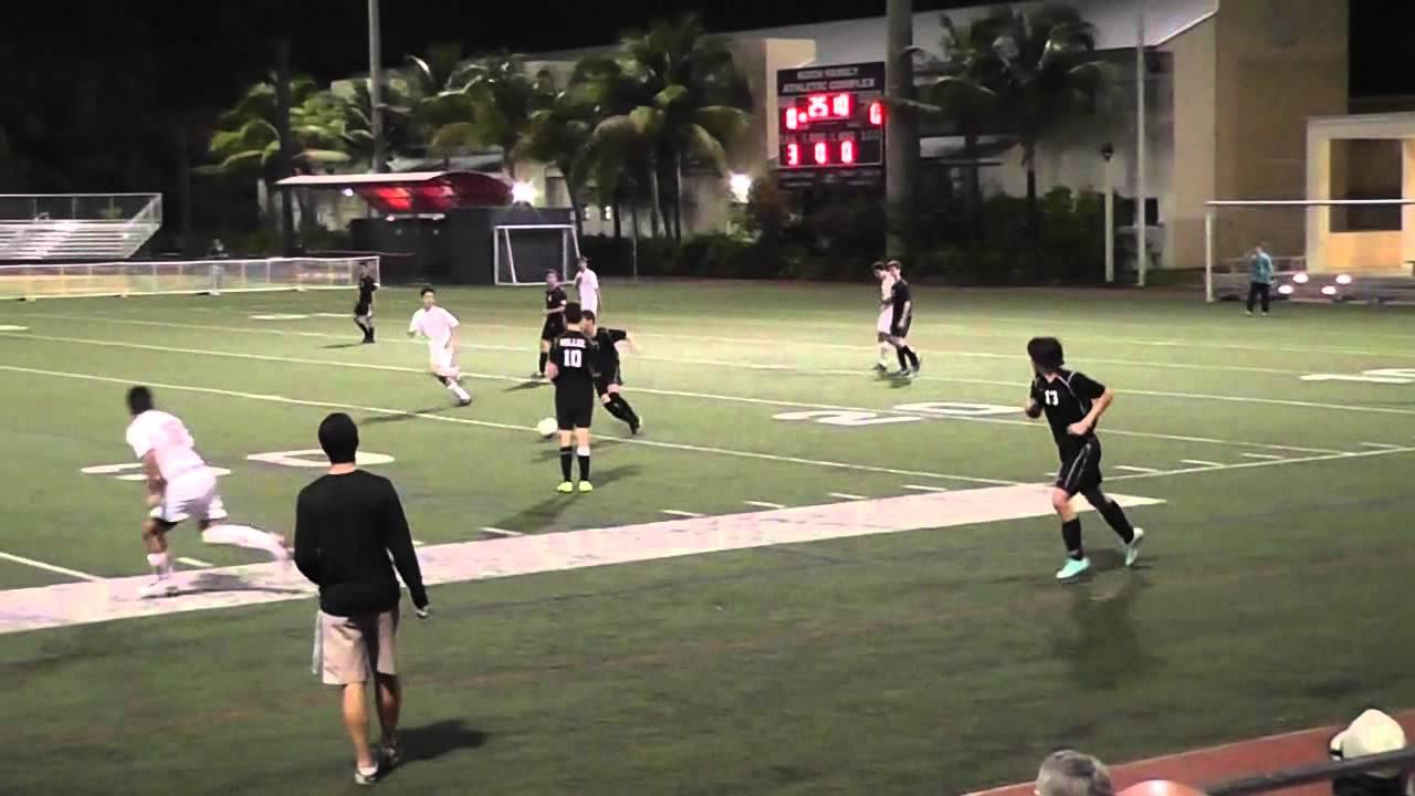 Aaron Franco Soccer Highlight tape - YouTube