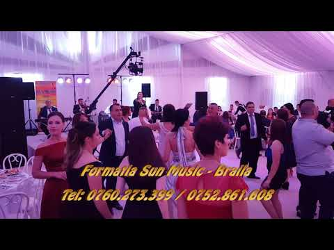 FORMATIA SUN MUSIC -BRAILA - MELODIE INDIANA-LIVE 2018 (Formatie nunta Braila,Galati,Focsani,Tecuci)