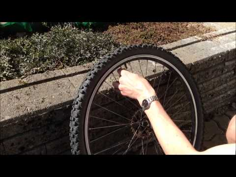 how-to-get-bicycle-tire-off-the-rim-without-tools-(better)