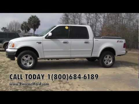 2003 Ford F 150 Lariat Supercrew 4x4 Review Charleston