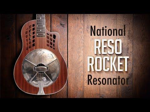 National Reso-Rocket Wood Body Demo