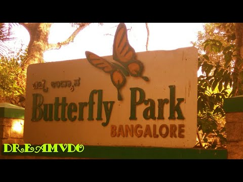 || BUTTERFLY PARK - BANGALORE ( INDIA )