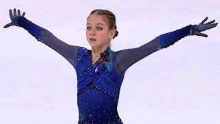 Alexandra Trusova GP Russia FP
