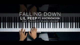 Lil Peep ft. XXXTENTACION - Falling Down | The Theorist Piano Cover thumbnail