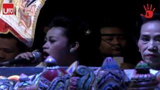 """Wayang Golek """"Semar Gugat"""" oleh Dalang Opick Sunandar Sunarya Part 1"""