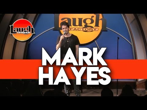Mark Hayes  American Women  Laugh Factory Stand Up Comedy