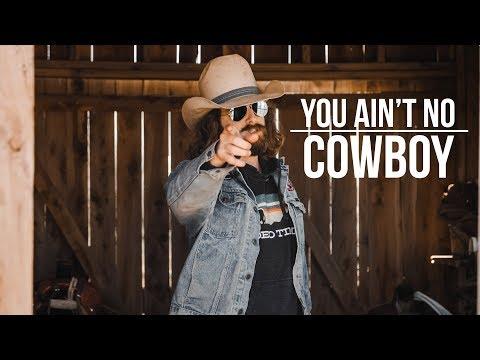 You Ain't No Cowboy - Tack Room