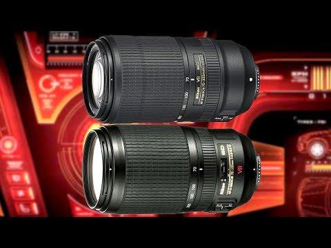 Nikon 70-300mm AF-S vs Nikon 70-300mm AF-P - Which is Better & Do I Need the AF-P?