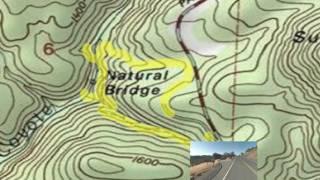 Natural Bridges near Angels Camp
