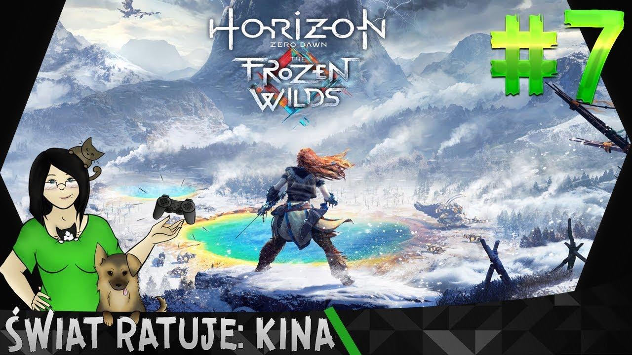 Gorąca #7 Horizon Zero Dawn: The Frozen Wilds