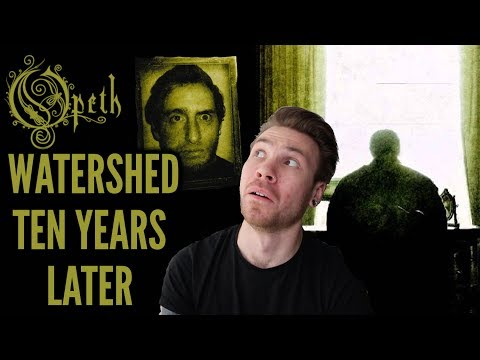 "OPETH's ""Watershed"" Turns 10 Years Old 