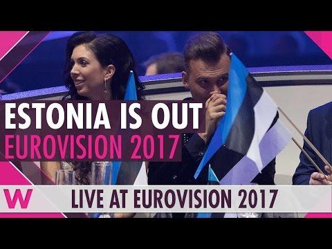 Estonia: Koit Toome & Laura didn't qualify for Eurovision grand final? (REACTION)