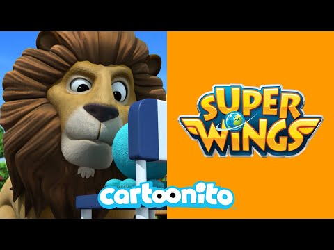 Super Wings | The Toy Taker | Cartoonito UK