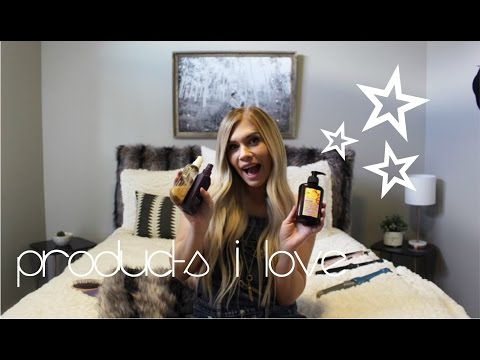 PRODUCTS I USE ON MY OWN HAIR  KEVIN MURPHY & AMIKA