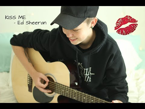 Kiss Me - Ed Sheeran (Cover by Mena)