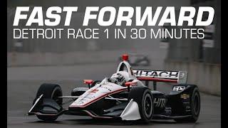 FAST FORWARD: Dual in Detroit Race 1