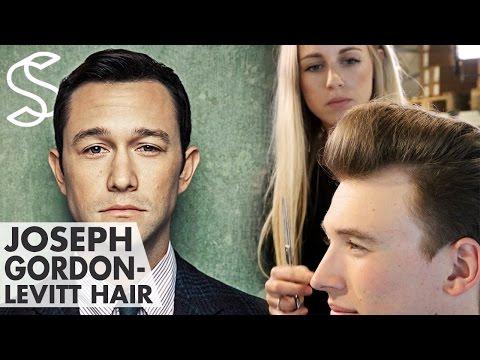 Joseph Gordon-Levitt 2016 hair ★ JGL Gala hairstyle ★ Men hair inspiration