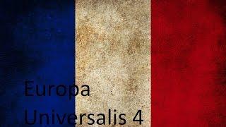 Europa Universalis 4  Франция. 31 серия.  Война с Англией.