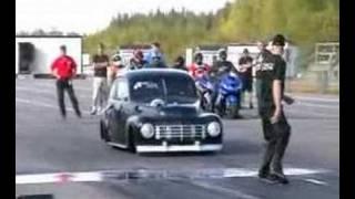 Supercar Volvo Turbo 275 km/h @ 7.90 s