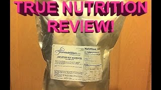 Repeat youtube video Review On True Nutrition Custom Blend Maker