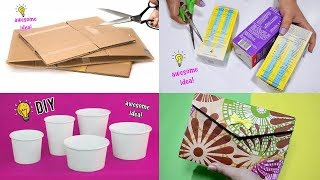 4 AWESOME AND CHEAP DIY CRAFTS ANYONE CAN MAKE!