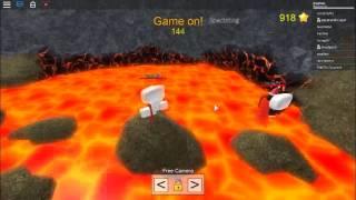 "Roblox: PIllow Fight Simulator ""DEFYING GRAVITY ON THE MUN!"""