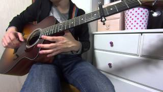 【伴奏屋TAB譜】BABY I LOVE U CHE'NELLE ギター カバー タブ譜あり CAP...