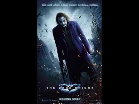 Why So Serious? The Joker Theme The Dark Knight Soundtrack  Hans Zimmer