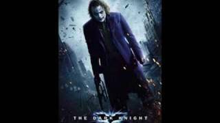 Why So Serious The Joker Theme The Dark Knight Soundtrack - Hans Zimmer