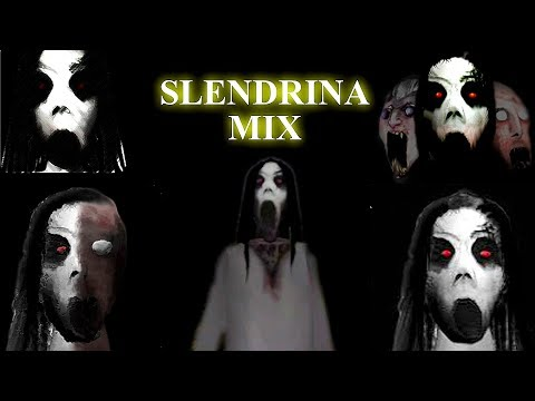 Slendrina Mix - All Slendrina In 1 Minute [Special 7150 subscribers]