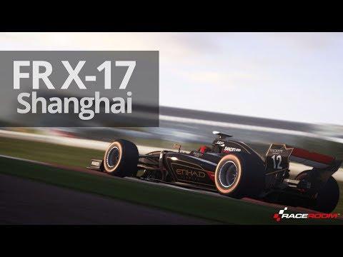 RaceRoom - Formula RR X-17 @ Shanghai - 1:33.808