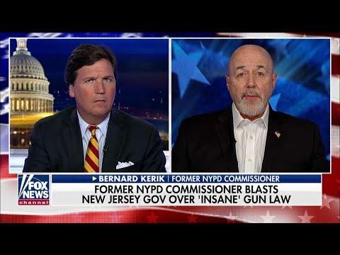 Tucker on New NJ Gun Ban: Venezuela Banned Gun Ownership Before Country's Collapse