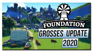 #15 | Foundation | Großes Update | 2020