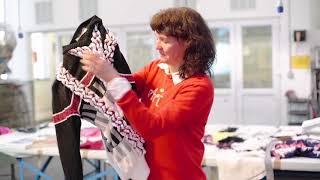 видео BA (Hons) Fashion